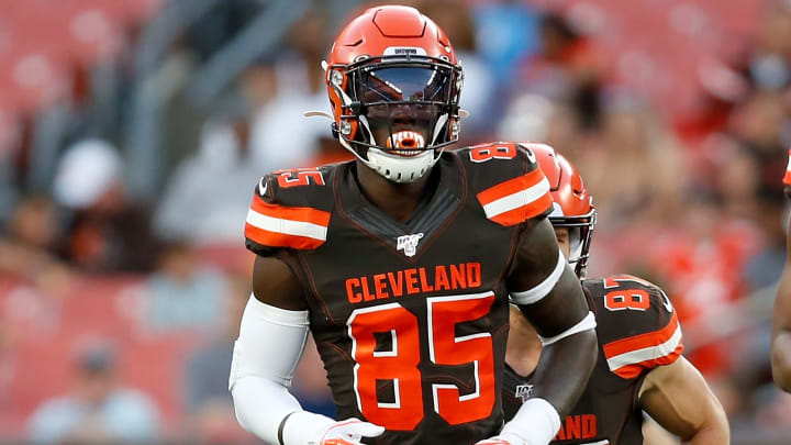What's next for the Browns' David Njoku?