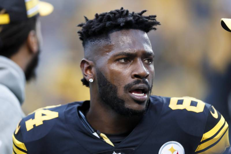 Does Antonio Brown deserve to play another snap in the NFL?